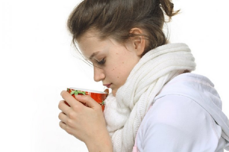 Перец чили при простуде