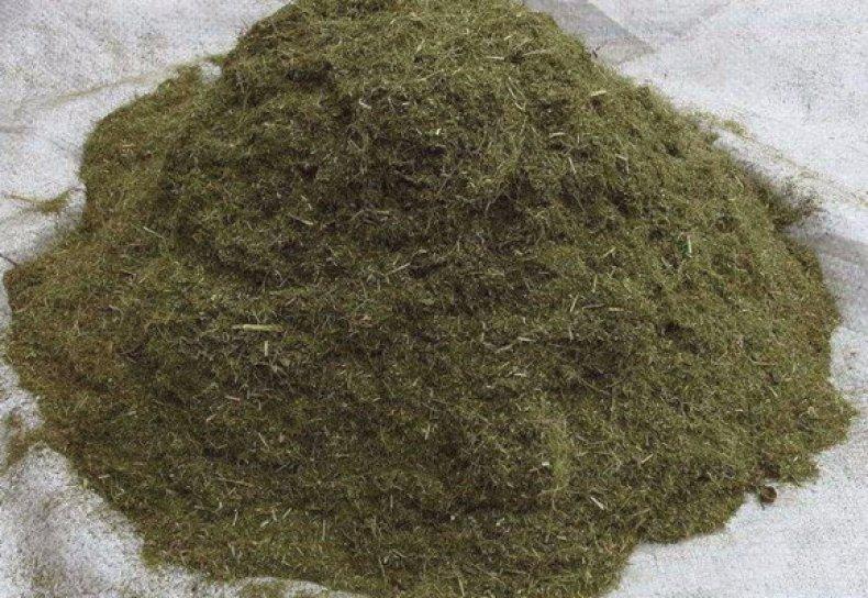 травяная мука это