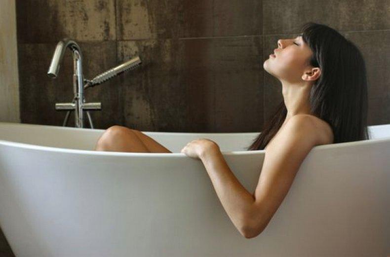 Ванна с отваром березовых почек