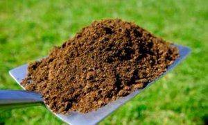 Пескование почвы