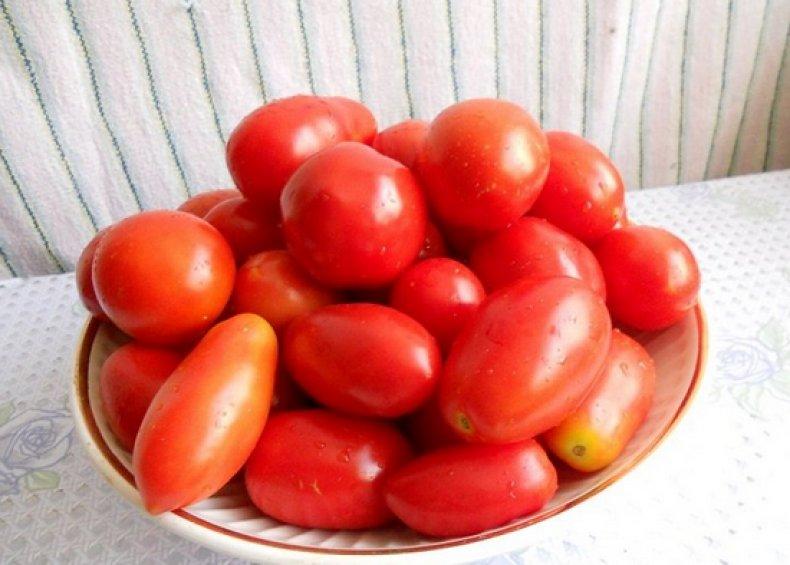 томат «Морковный»