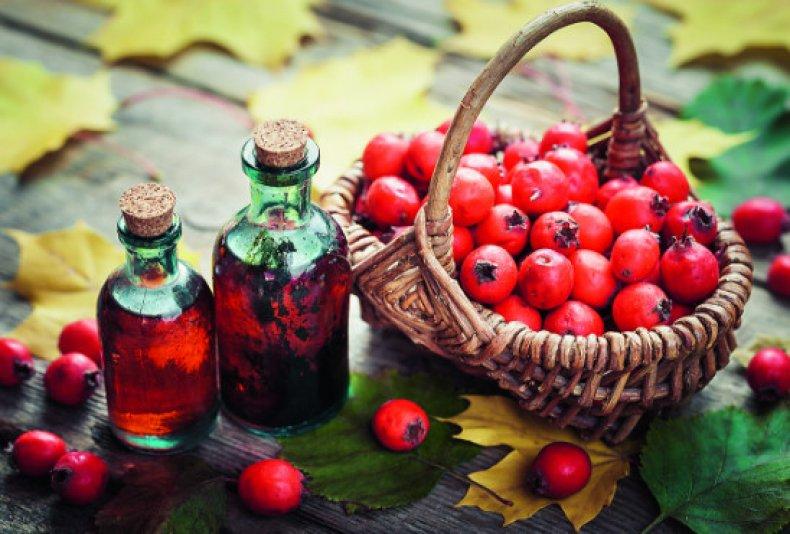 витамины в ягодах боярышника