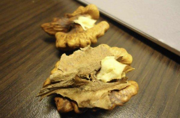 Ореховые перегородки применение в гинекологии