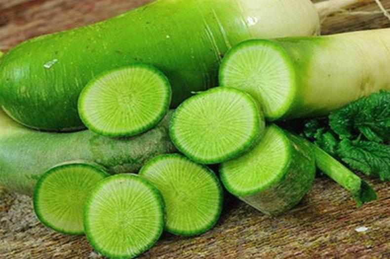 зеленая редька полезные свойства для похудения