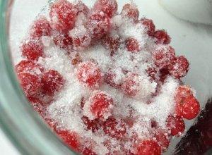 Калина с сахаром