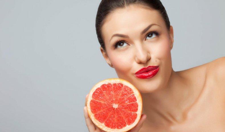 грейпфрут для женщин