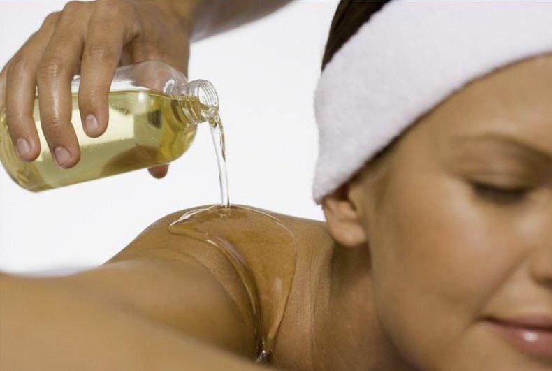 Кунжутное масло в косметологии