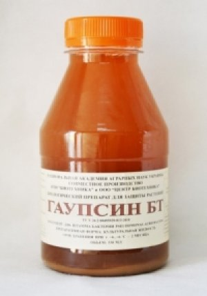 «Гаупсин» - лучшее средство от вредителей и грибка