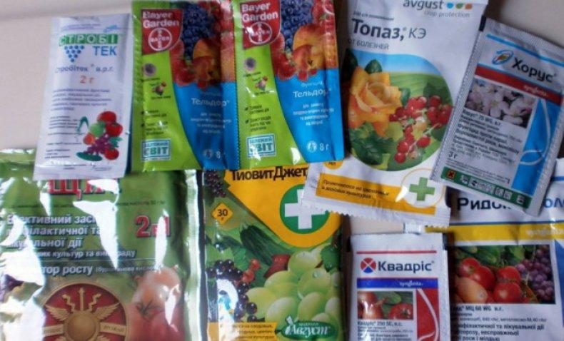 Препараты для растений