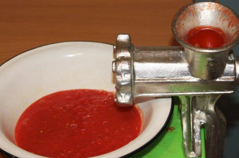 томатный, паста, зима, вкусный