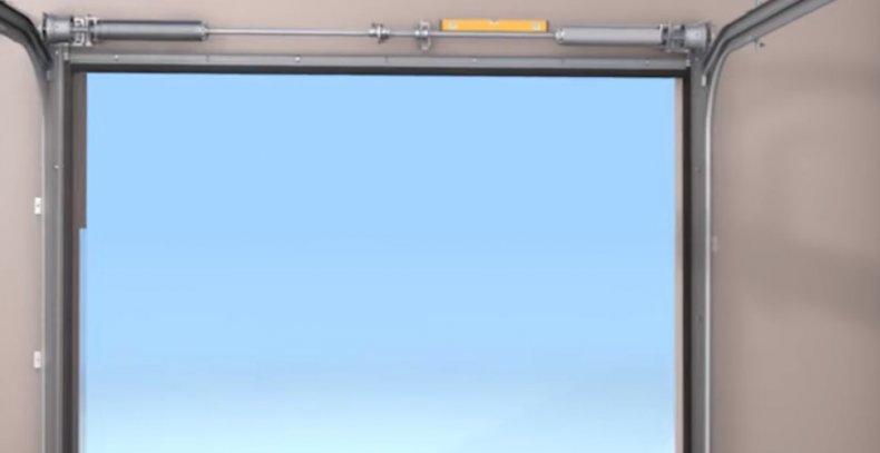 Установка торсионного механизма и взведение пружины