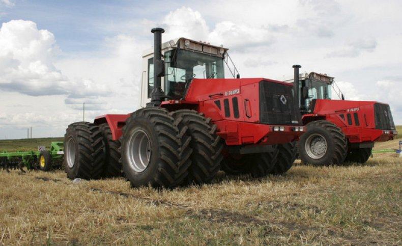 трактор, кировец, описание, обзор, технический