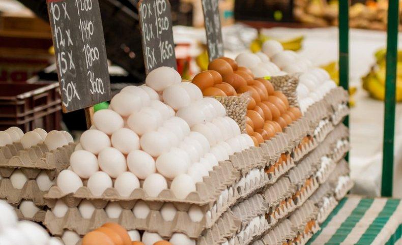 Покупка яиц