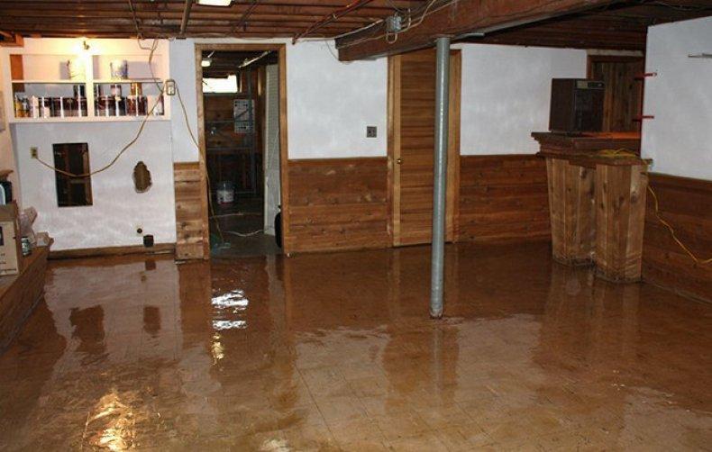 Опасность грунтовых вод для дома