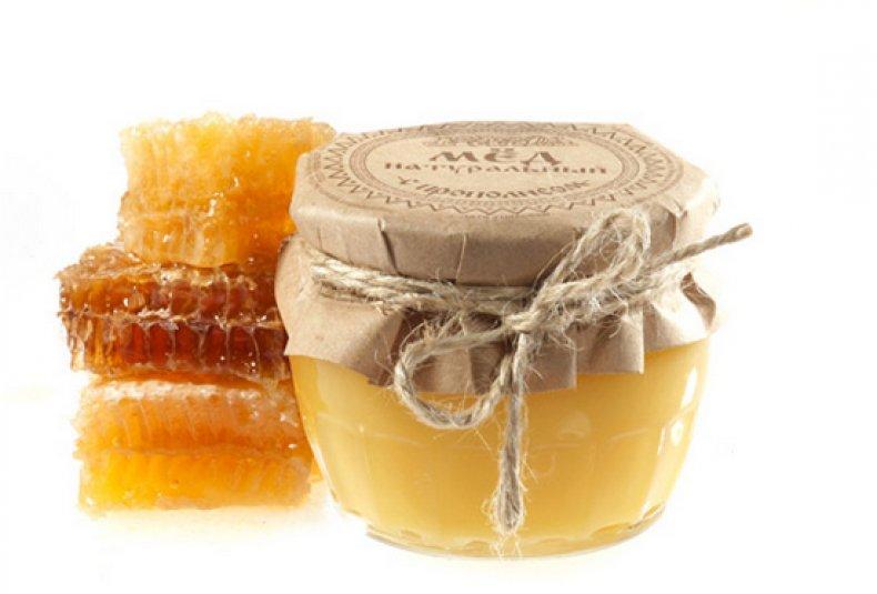 мед с прополисом применение