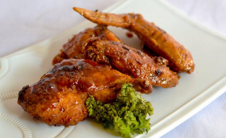 маринад, куриный, крылышко, мангал, Компоненты куриных, куриных крылышек