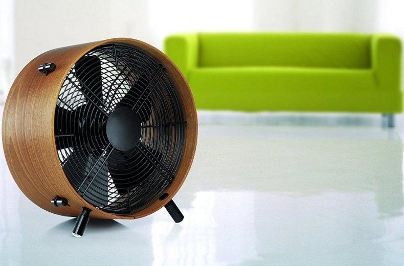 Вентилятор в борьбе с комарами