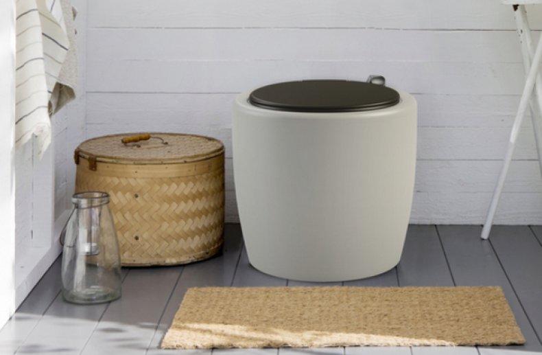 финский, торфяной, туалет, дача, компостный