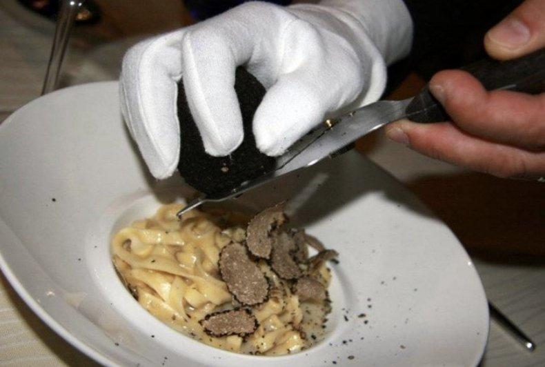 Трюфеля в кулинарии