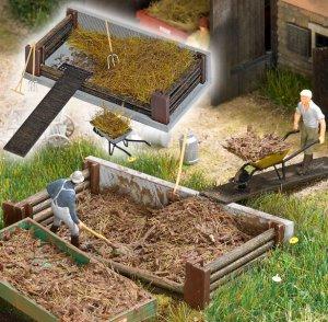 удобрение, подкормка, растение, компостный