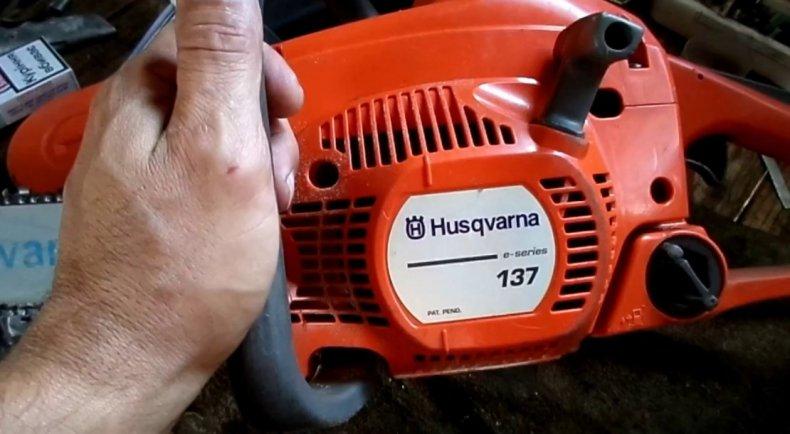 Хускварна 137