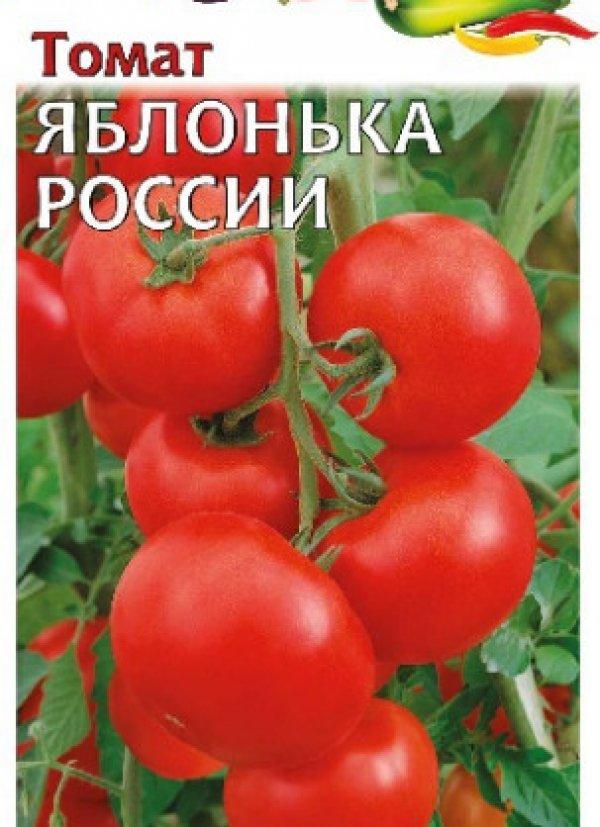 Выращивание томатов яблонька россии 14
