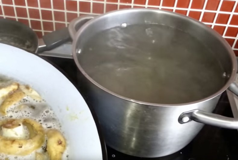 соление, груздь, горячее, рецепт, приготовление, заготовка
