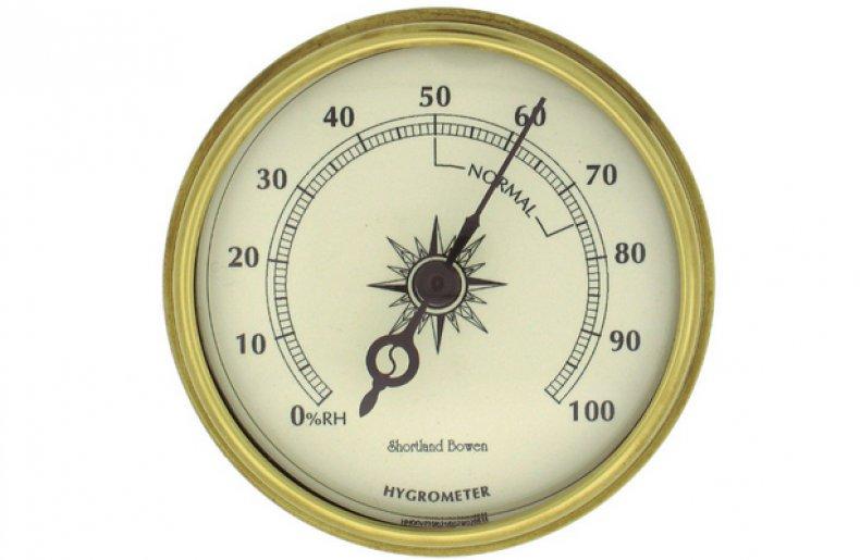 Весовой гигрометр