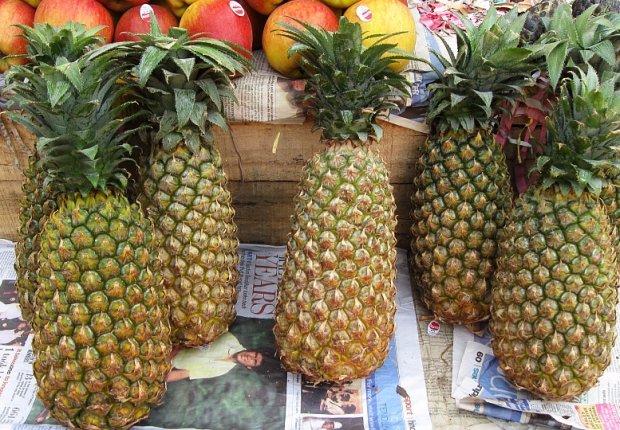 Видео ананас в домашних условиях - МиниБибика