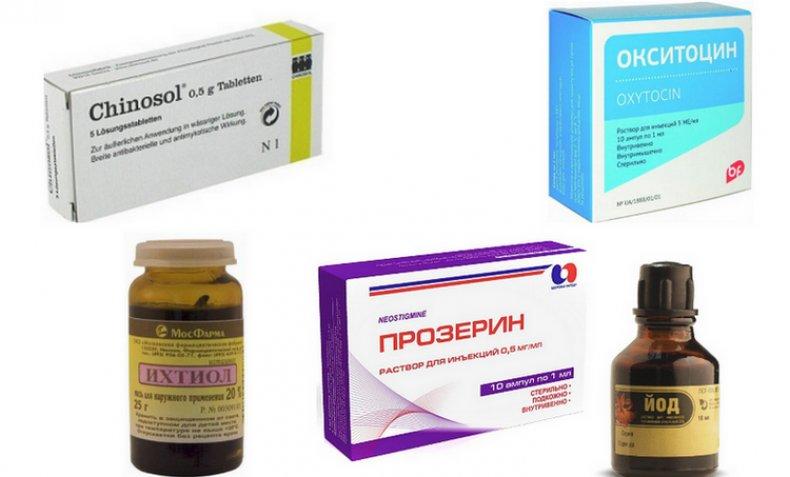 Препараты для лечения трихомоноза