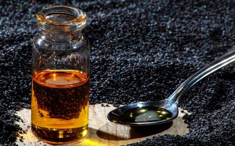 какое масло пьют от глистов