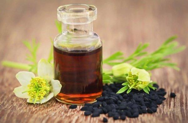 Лечение потенции маслом черного тмина