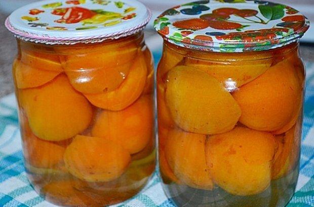 Рецепт с абрикос на зиму