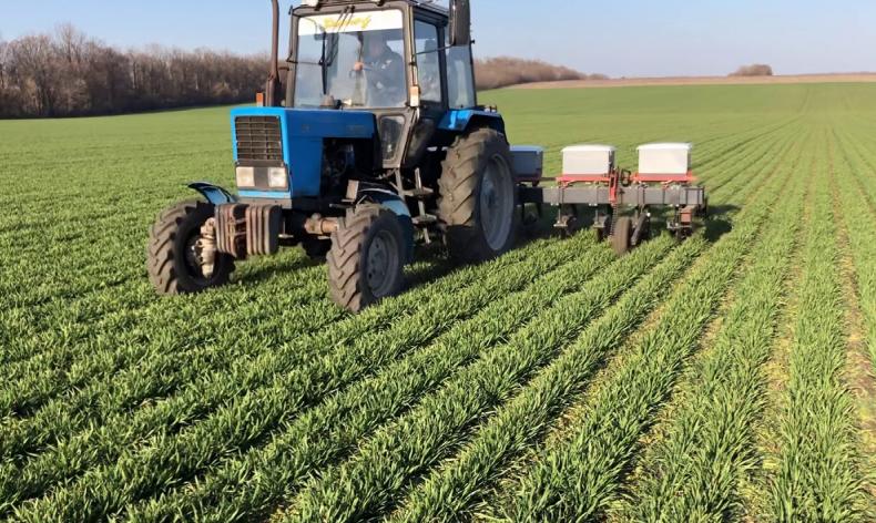 украинский, внедрять, точный, земледелие